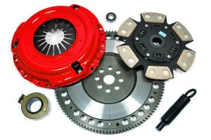 Audi A4 b5 Clutch disc and diaphragm separates